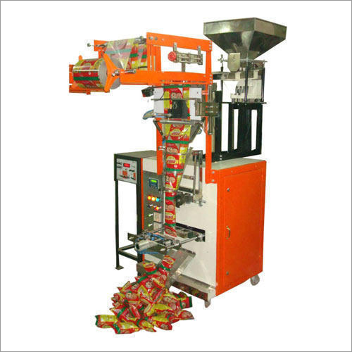 Snacks & Namkeen Packaging  Machine