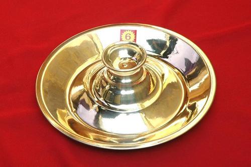Brass Camphor Plate