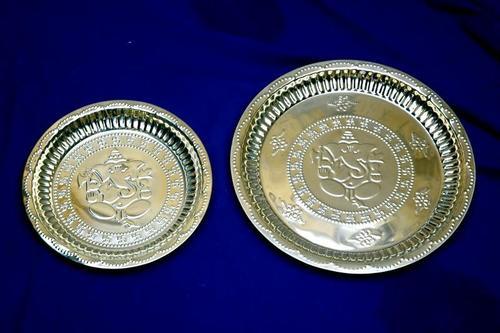 Bedding Pooja Plates