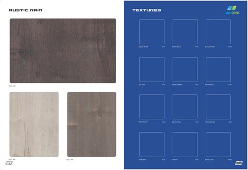 Wooden Textured Laminate Sheet