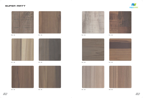 Wood Laminated Sheet