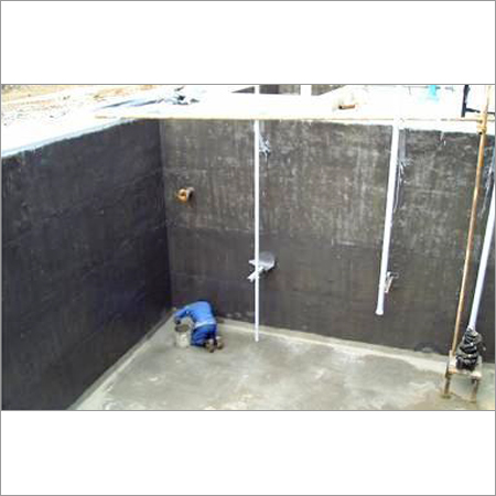 Overhead Tank Waterproofing Services