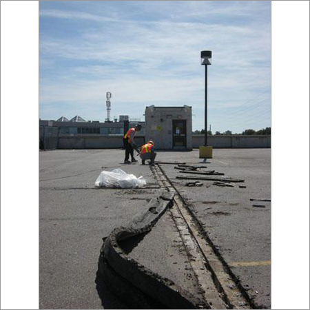 Roof Expansion Joints Treatment Services