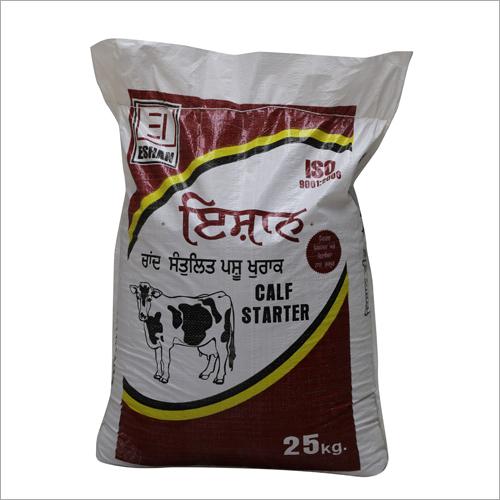 Calf Starter Feed