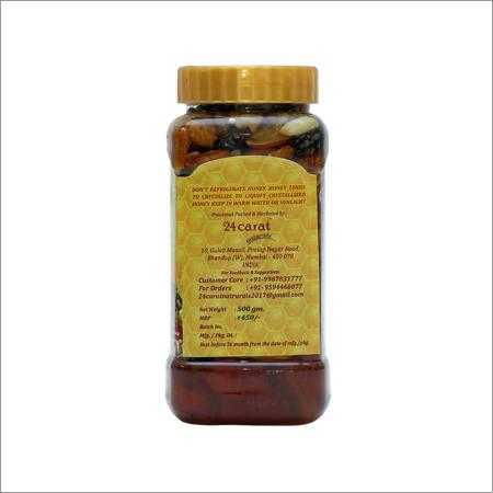 Dryfruit Honey