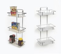 Wall Mounted 3 Shelf Euro