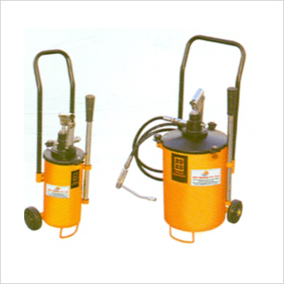 Hand Operated Mobile Grease Filling System
