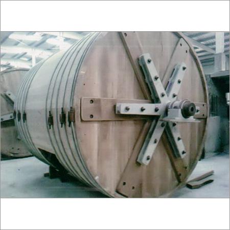 Wooden Tanning Drum