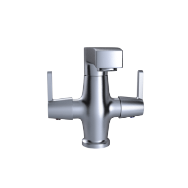Centre Hole Basin Mixer WO Popup Waste System
