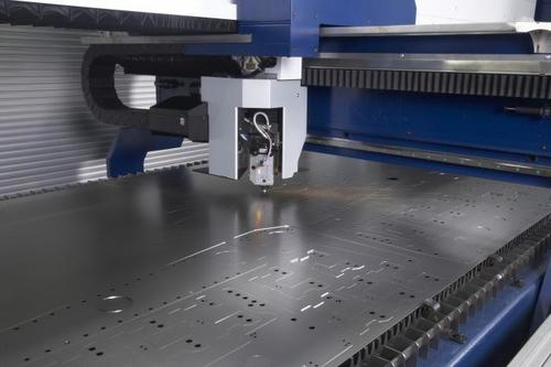 CR Sheet laser cutting