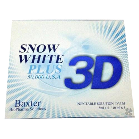 Snow Whitening Skin Injections