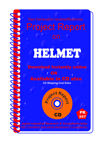 Helmet manufacturing Project Report eBook