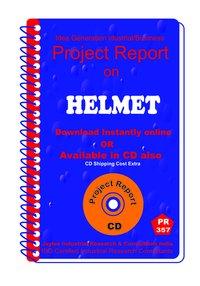 Helmet manufacturing Project Report eBook