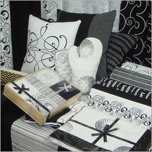 Kitchen Printed Linen