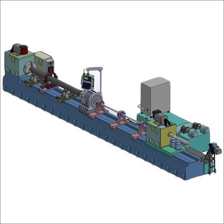 Big Center Hole Deep Hole Drill Machine