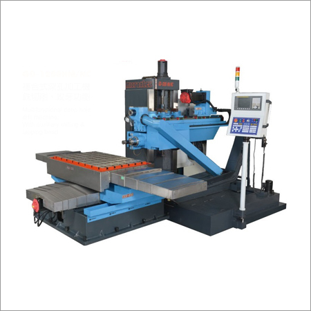 CNC Multi Drill Mill Tapping Machine