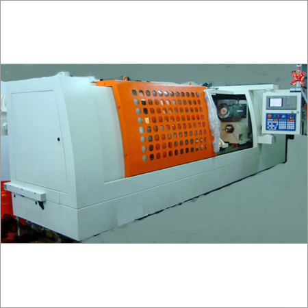 CNC Center Hole Drill Machine