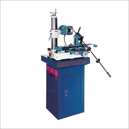 Microntec Deep Hole Drilling Machine