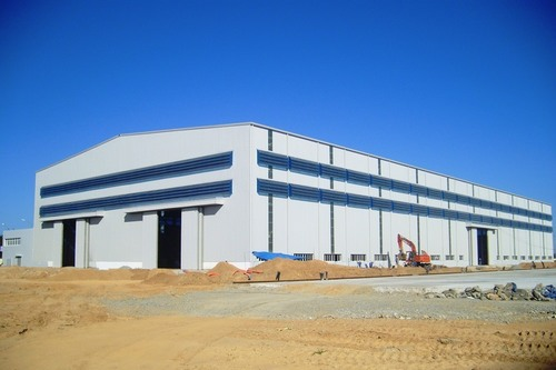Industrial Shed Structure
