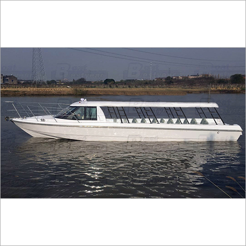 Passenger Boat Water Taxi