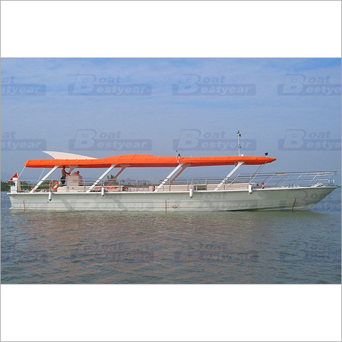 25m Open Sightseeing Passenger Boat