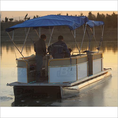 Aluminum Pontoon Boat 5m-7.5m-9m
