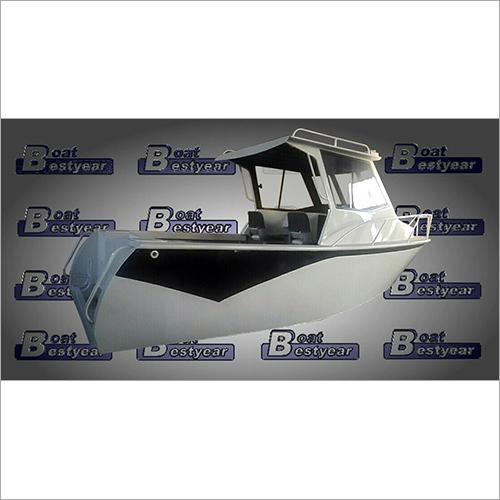 Aluminum Fishing Boat 630 Cuddy