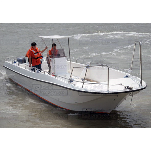 Large Centre Console Fishing Boat 1050