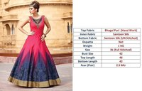 Designer Red Gown