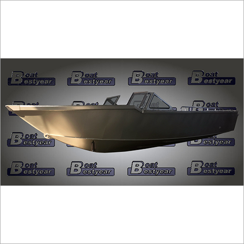 Aluminum Panga Boat And Fishing Boat