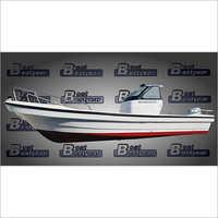Panga Fishing Boat