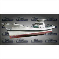 Commercial Fishing Boat 1200