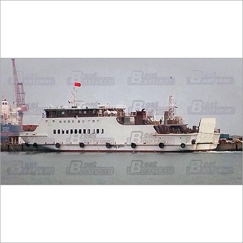 RoRo Ferry 70m