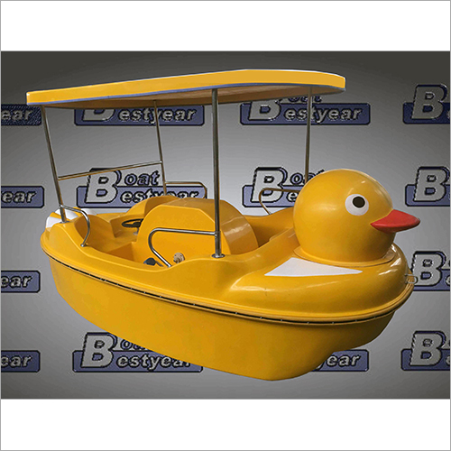 Rubber Duck Pedal Boat