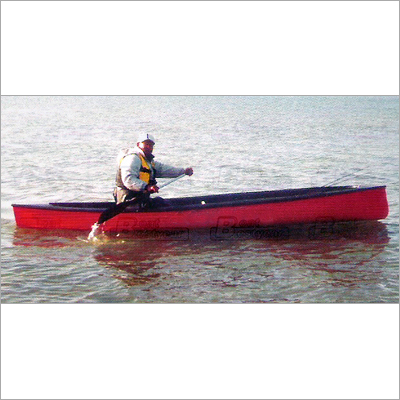 Fiberglass Sail And Canoe 427