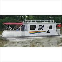 Aluminum House Boat 1080p