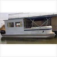 Aluminum House Boat