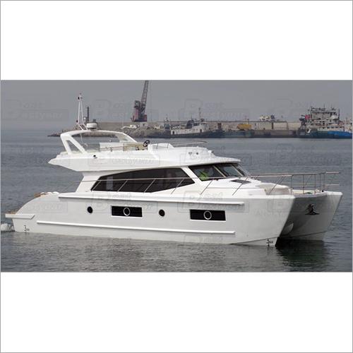 Aluminum Catamaran 48ft Yacht