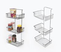 Wall Mounted 3 shelf Luma