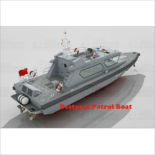 Patrol Boat 1950