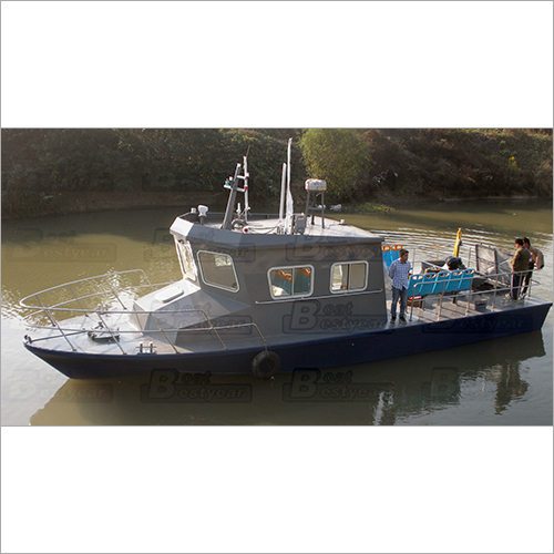 Bestyear Aluminum Boat 1300 Work Alloy Boat