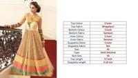 Stylish Golden Gown Dresses