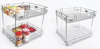 Steel Kitchen Organizer