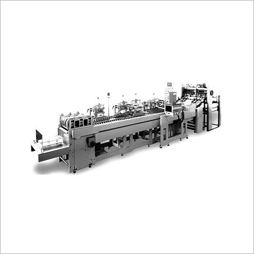 CMTF-980 Paper Bag Tube Forming Machine
