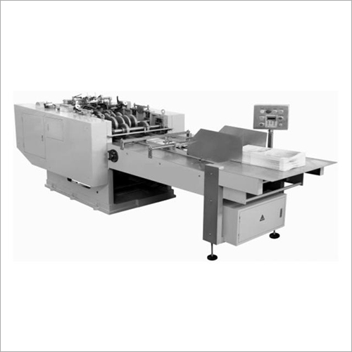 Bottom Folding Machine