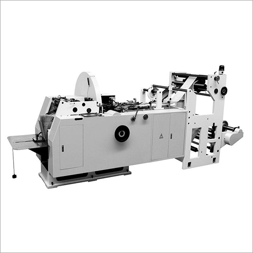 CMRS-450 Automatic Paper Food Bag Making Machine