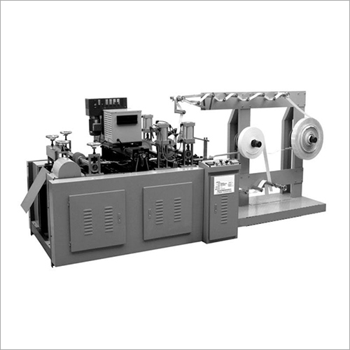 CMHM-100 Paper Handle Making Machine