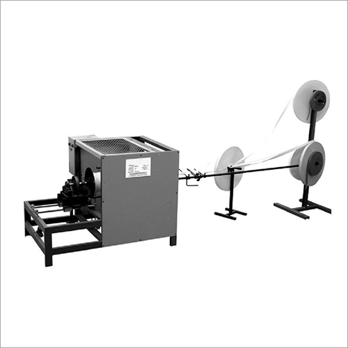 CMTR-10 Paper Twisting Rope Machine