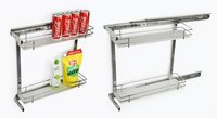 Side Mounting Pullout Euro (2 Shelf)