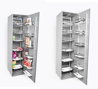 Pantry Unit Silkmove